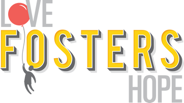 Love Fosters Hope Logo