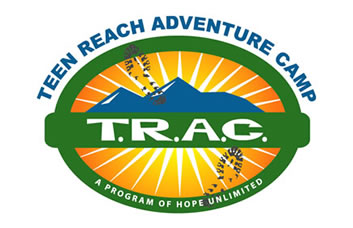 Teen Reach Adventure Camp Logo